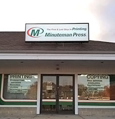 Minuteman Press Warwick
